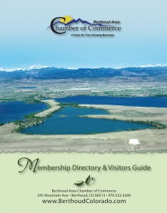 Berthoud Chamber of Commerce  |  32 pages