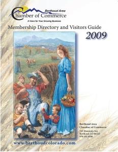 2009 Berthoud Chamber Directory